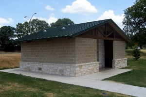 Restroom Finished Exterier