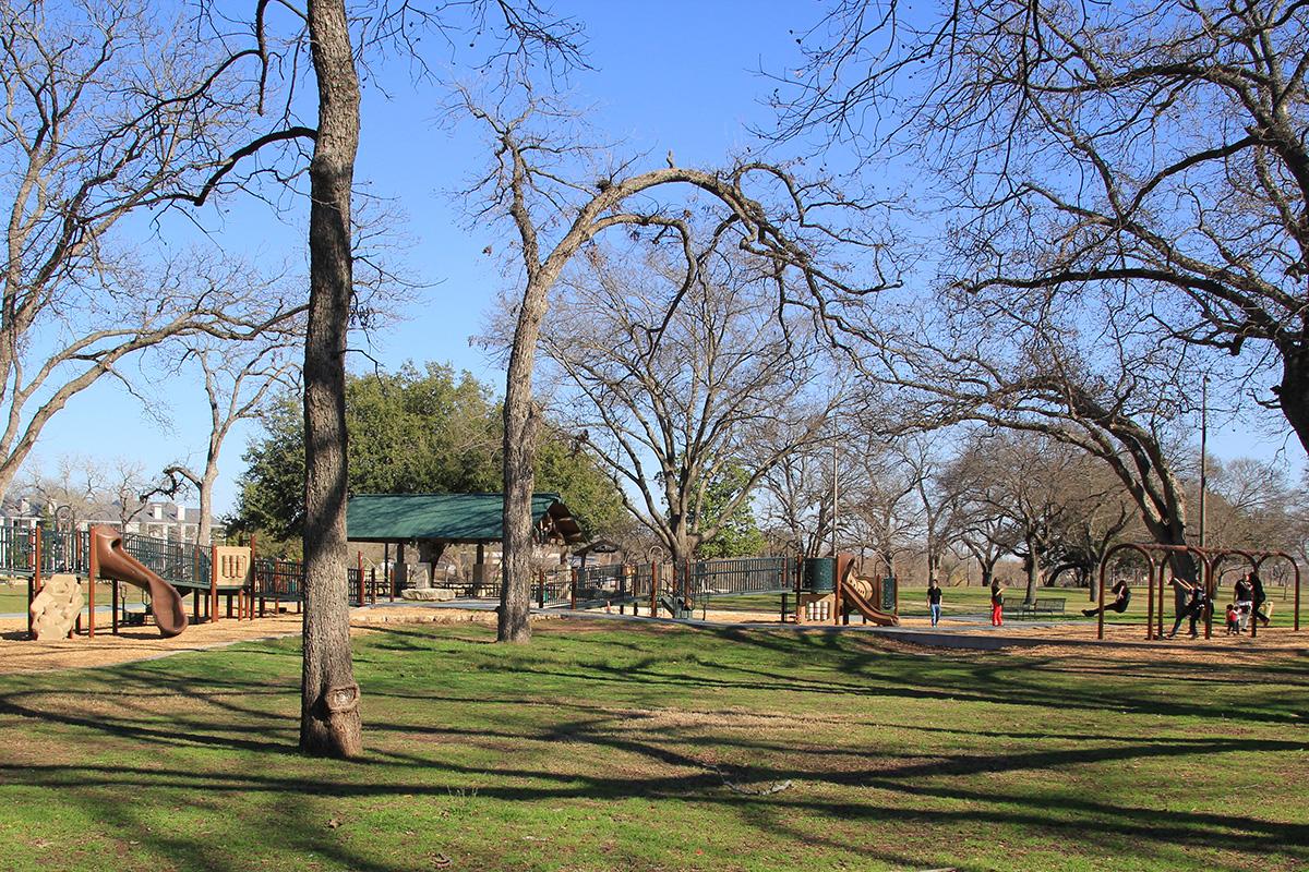 City Of Waco Cameron Park Hcs Gc