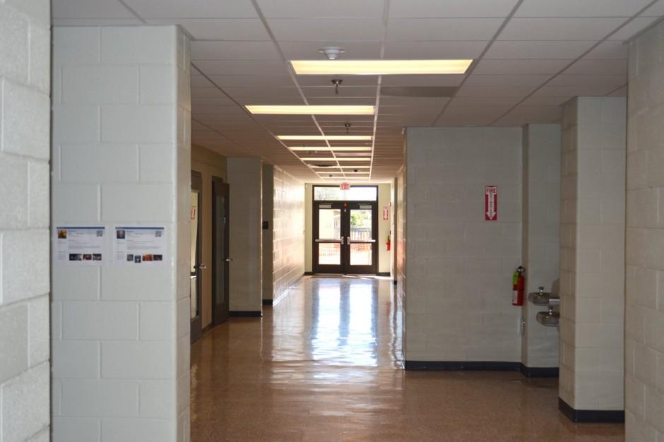 Entryway Inside