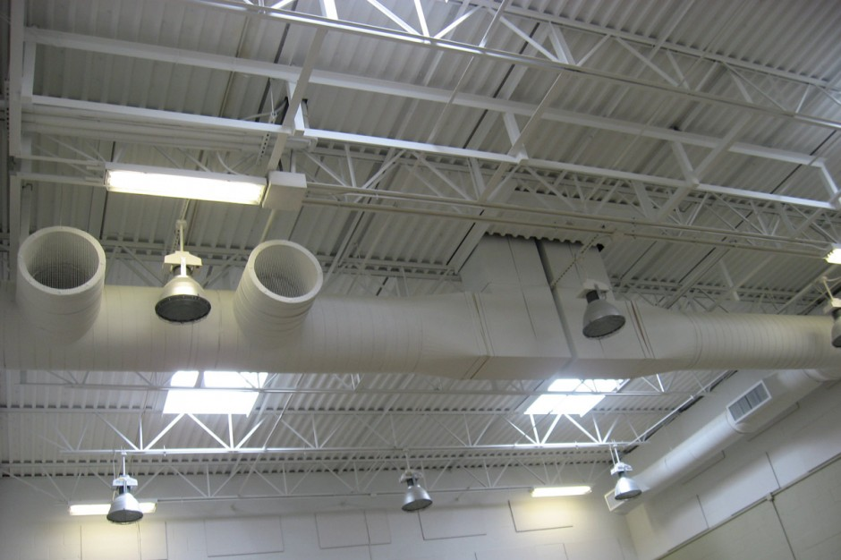 Montessori School Air Conditioning