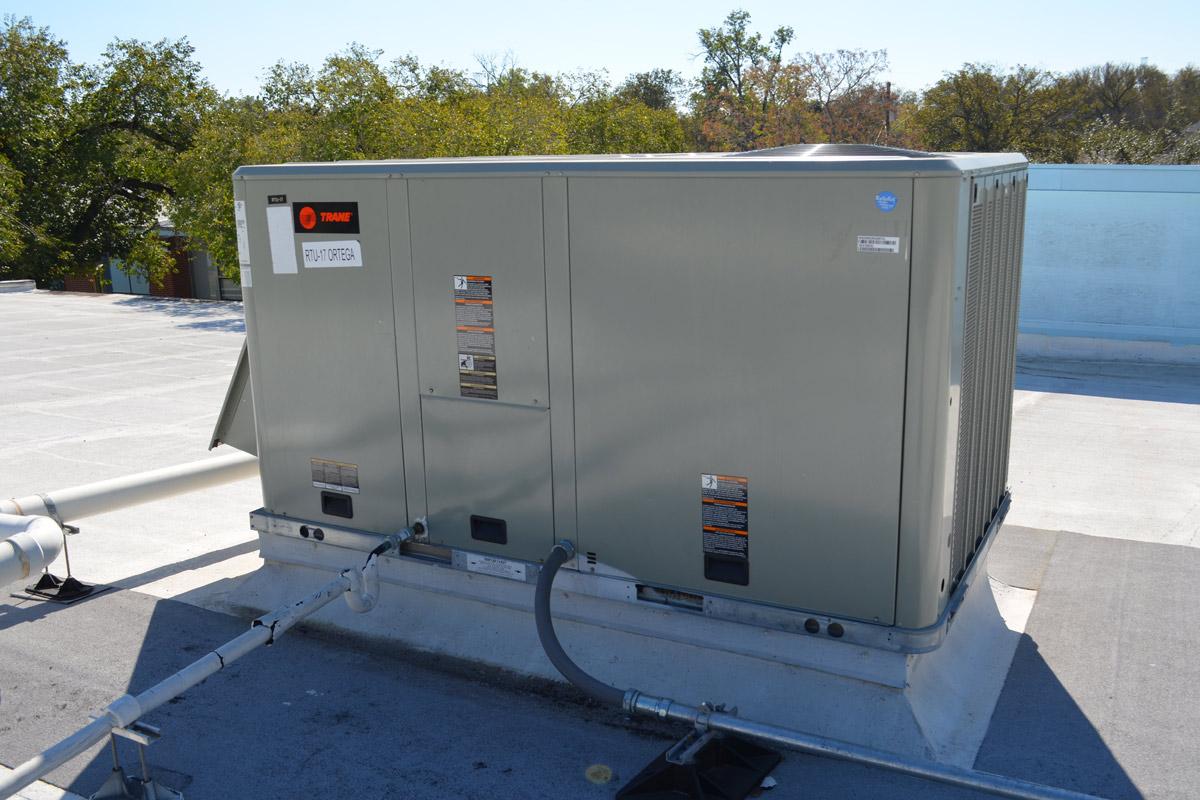 Roof Ac Amp Commercial Roof Top Unit U201crtuu201d Air